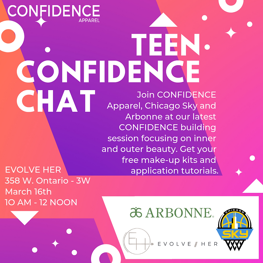 Teen CONFIDENCE Chat
