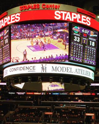 LA Sparks Home Game