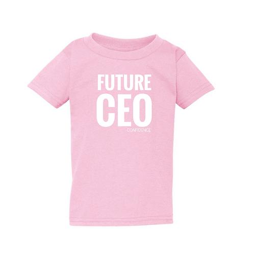 CEO Toddler Tee