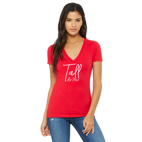 Tall and Proud V-Neck Tee