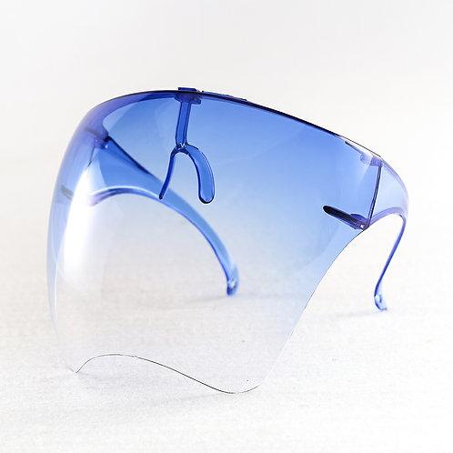Kids Face Shield (blue)