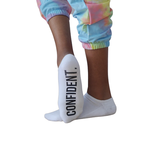CONFIDENT Socks