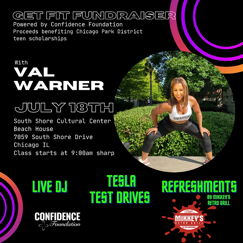 Get Fit Countdown With Val