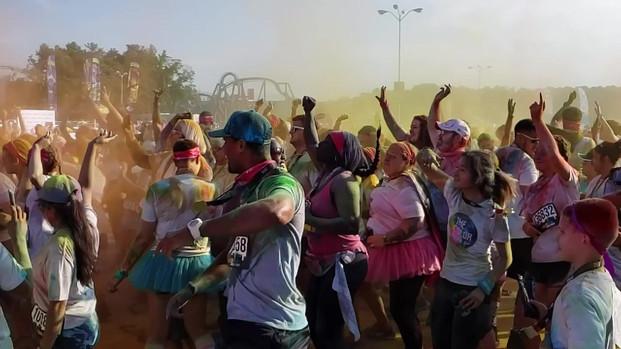 Color Run Atlanta