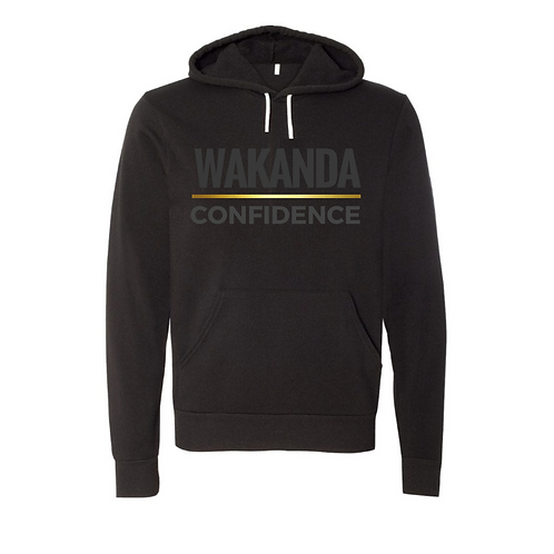 Limited Edition Wakanda Confidence Hoodie