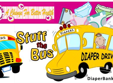 We Stuffed the Bus!