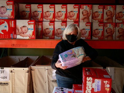 Washington lawmakers consider $80 monthly stipend for diapers