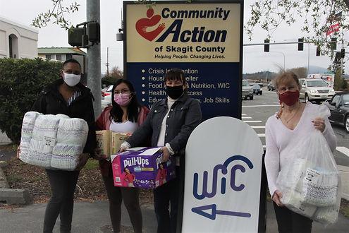 Photo - Community Action WIC Staff - Con