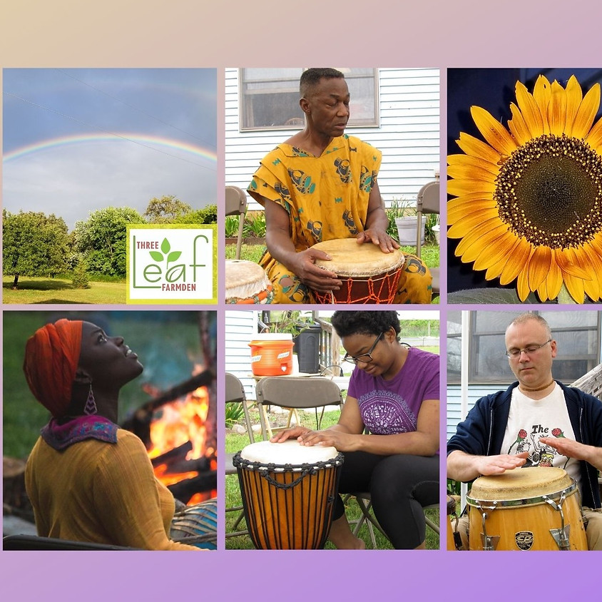 Moved By The Beat: Transformational Drum Circle