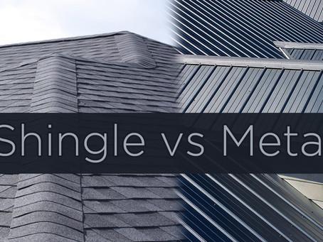 Does A Metal Roof Last Longer Than Shingles?