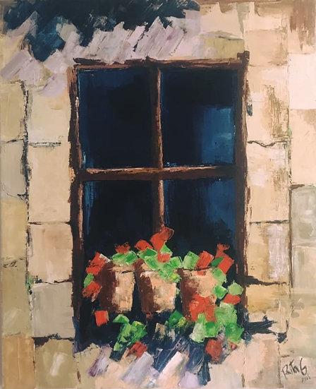 Portuguese Window I