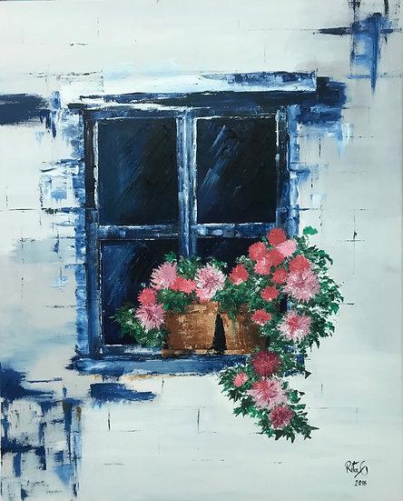 Portuguese Window II