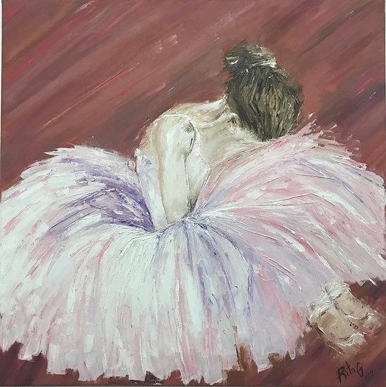 The Sad Ballerina