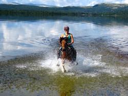 Summer riding Eira IMG_3287