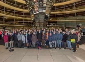 Besuch bei Dr. Christoph Hoffmann MdB in Berlin
