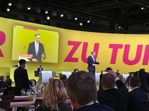 Ausserordentlicher Bundesparteitag Berlin