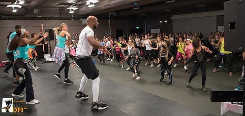 FitnessExpo Basel 2018