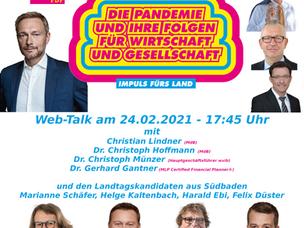 Christian Lindner Live
