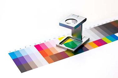 Farbspektrum Druck – Koppert Mikromarketing-Systeme