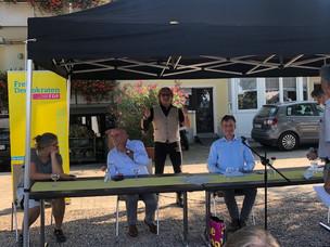 Agrar- und Verbrauchertag der FDP - Südbaden am Samstag, 12.09.2020