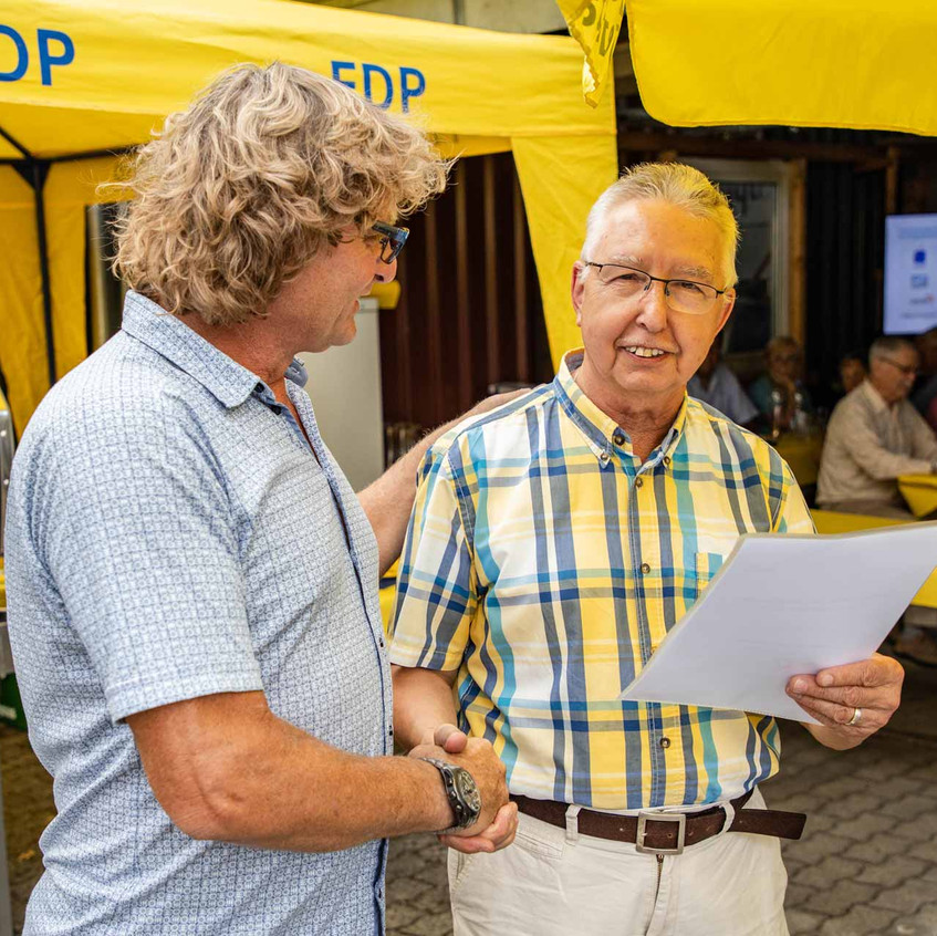 FDP Waldshut Grillfest 2019