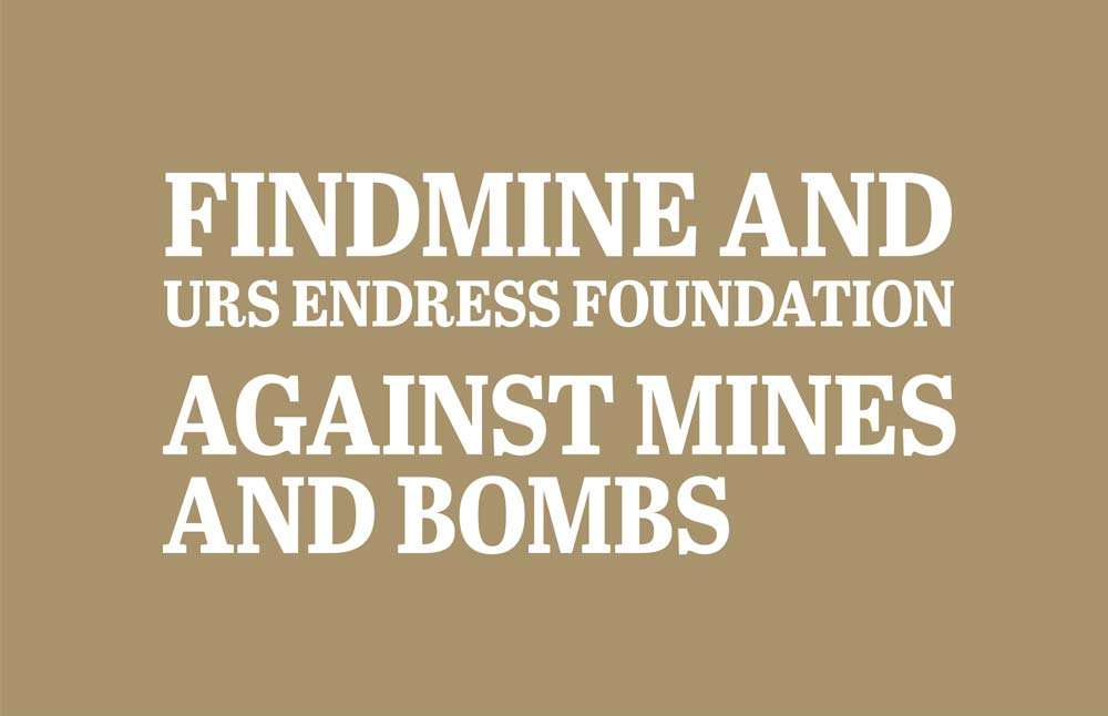 Against mines and bombs