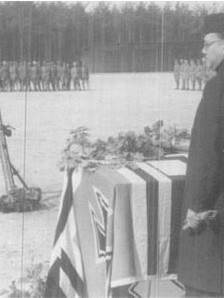 Subhas Bose and oath Taking Ceremony