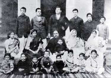 Family of Subhas Bose