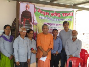 Health Camp by Rudraspandan Foundation