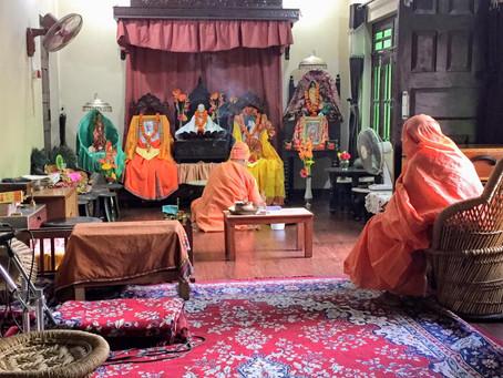 Sri Sarada Math will take over the activities