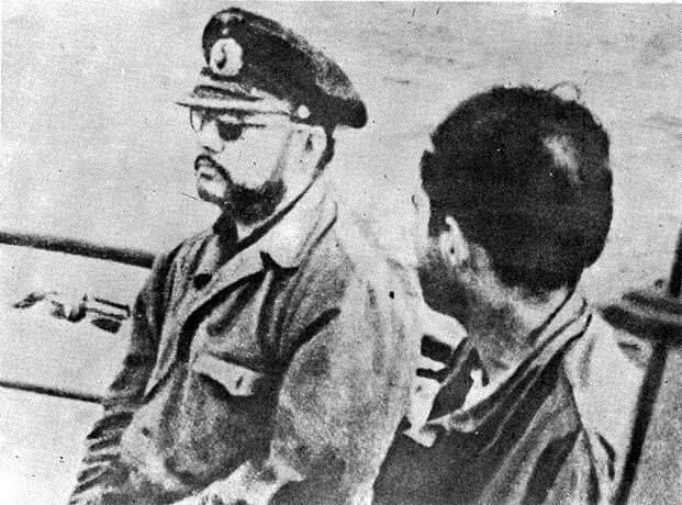 Submarine voyage of Subhas Chandra Bose from Kiel