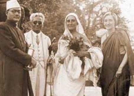 Mrs. Dharamvir - The British didi of Subhas