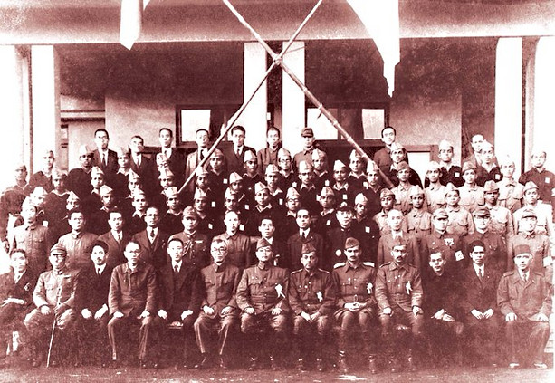 With Tokyo Cadets - Military Academy