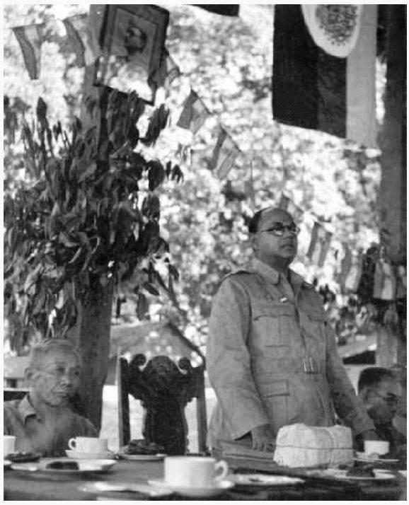 Netaji Burma