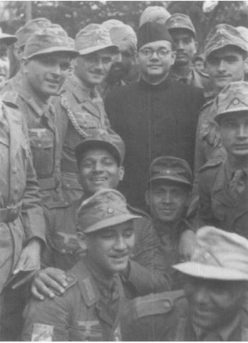 Bose with Legionaries