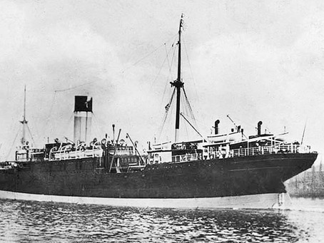 Ship that took Subhas to England in 1919