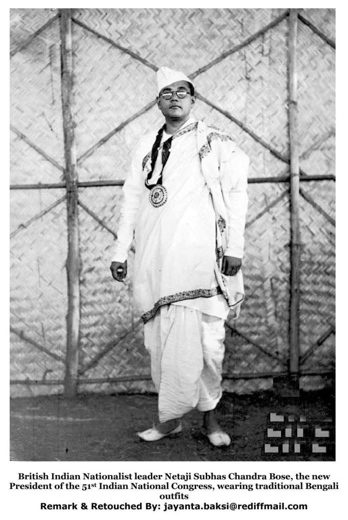 subhas-chandra-bose-the-president-of-the