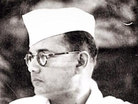 British police badly beats Subhas Chandra Bose, the Calcutta Corporation Mayor