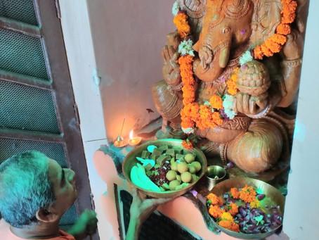 Janmashtami and Ganesh Chaturthi Celebration
