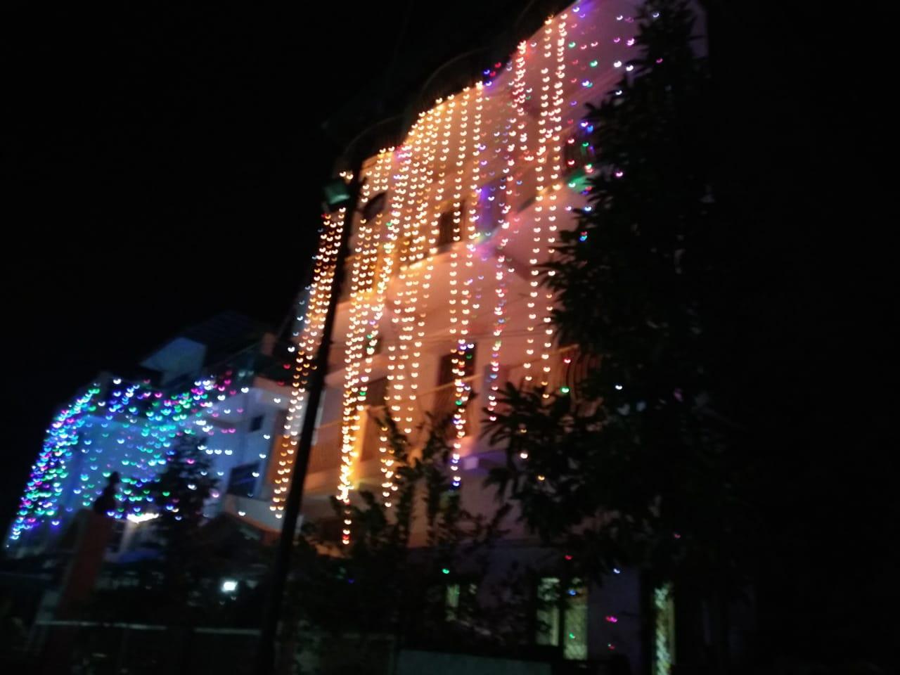 Diwali - Ashram