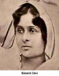 Basanti Devi - Mother of Subhas