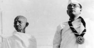 Subhas met Gandhi first time in July 1921