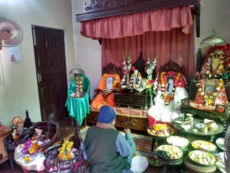 Update from Devaprayag Ashrama