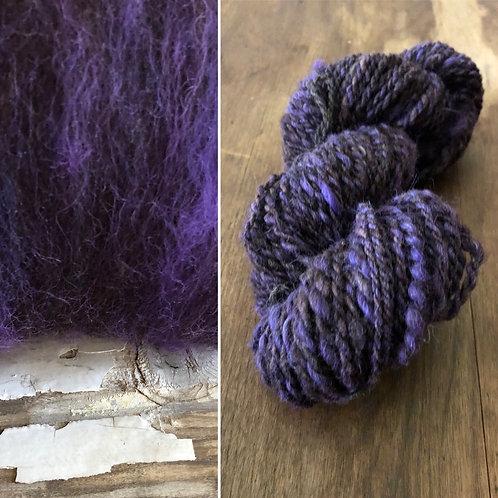 WAFA July dye along batt