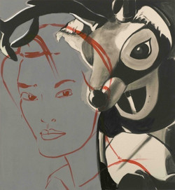 by David Salle