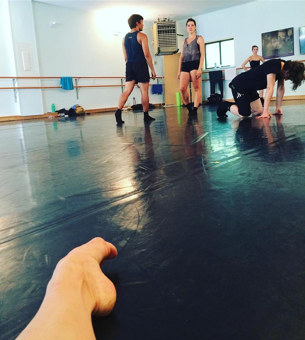 Traverse City Dance Project.