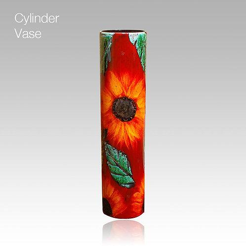 Vincent Cylinder Vase 34cm