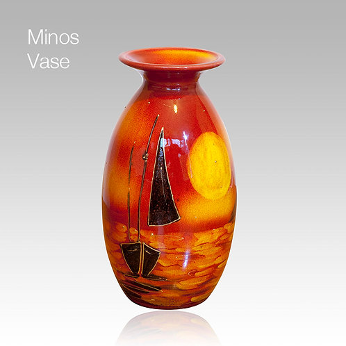 Sailing Home Minos Vase 21cm