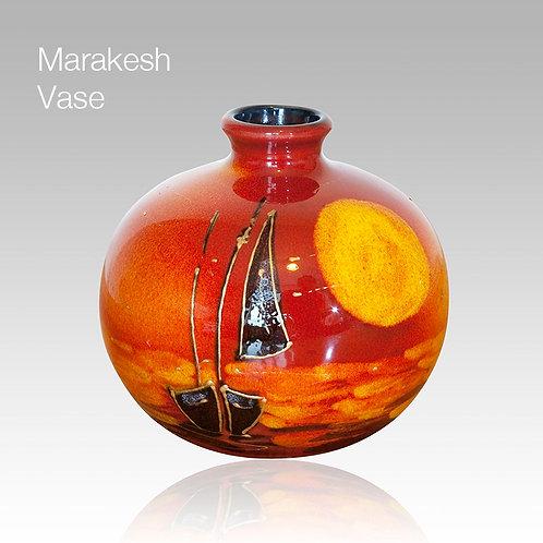 Sailing Home Marakesh Vase 11cm