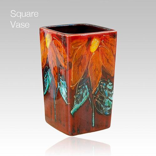 Mexicania Square Vase 12cm
